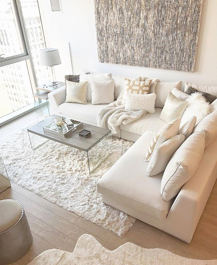 White Living Room From Modani Furniture, Modani Furniture Reviews