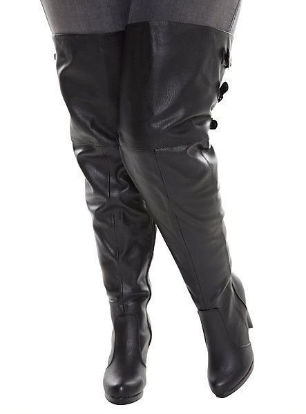 ce3f39c3caa Wide Calf thigh high boots! Oh please oh please bless me fairy God Mother  with these!
