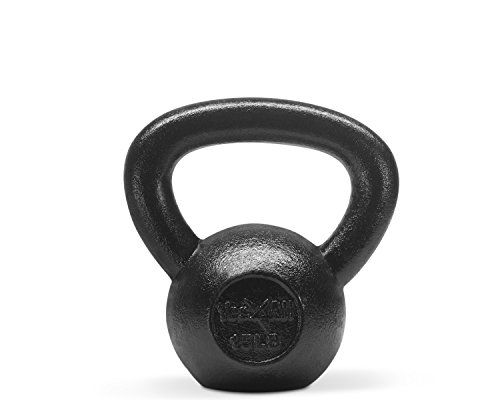 (Single) Solid Cast Iron Kettlebell (15 LB) - https://twitter.com/newleafbusines1/status/761443806185005056