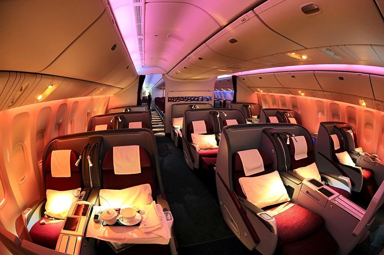 Qatar Airways World's 5 Star Airline Trip Report Best