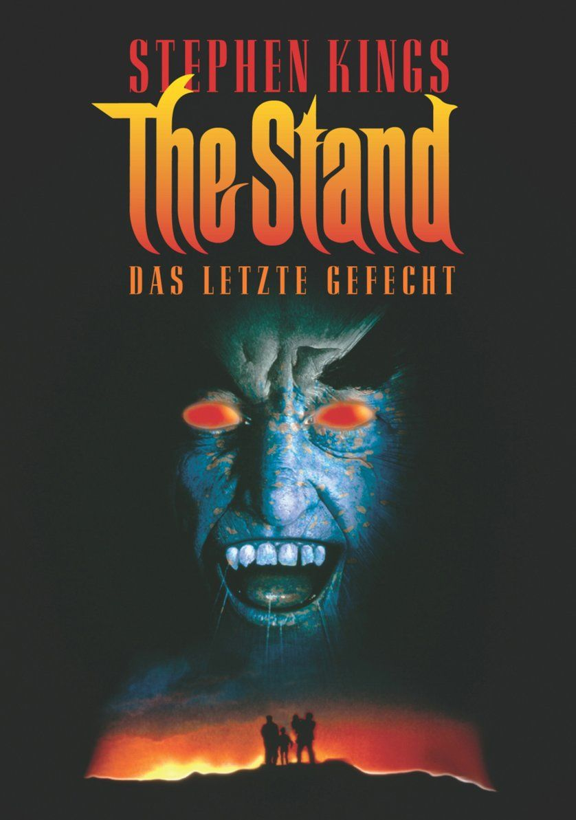 Stephen King S The Stand 1994 The Stand Das Letzte Gefecht In 2020 Stephen King Don T Dream It S Over Stephen King Books