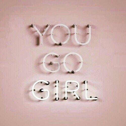 Photo of du gehst Mädchen von Fernweh entdeckt ☆ auf We Heart It #go #pink #GirlPower #li …