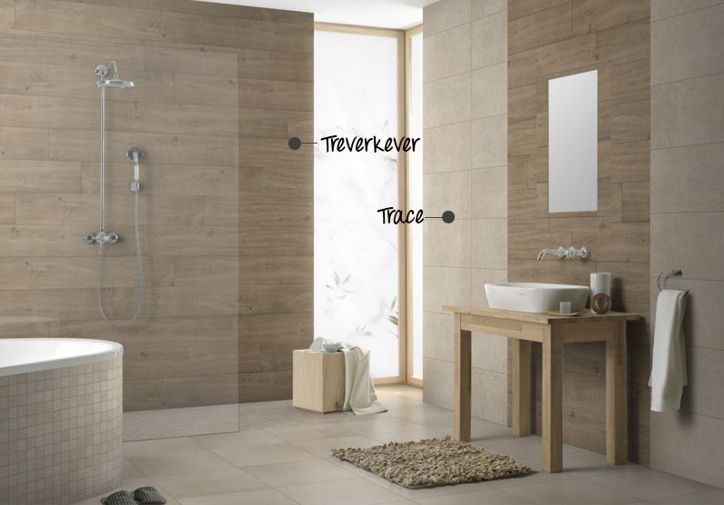 Create your perfect look using Treverkever & Trace tiles ...