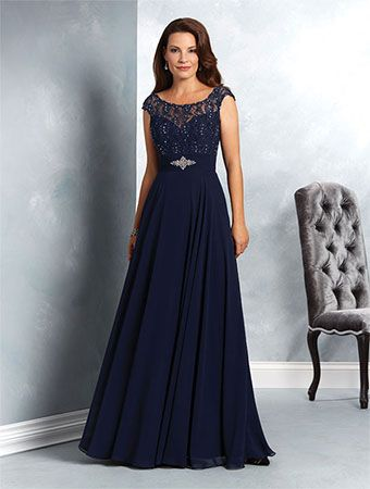 Style 9054 Special Occasion Dresses Alfred Angelo