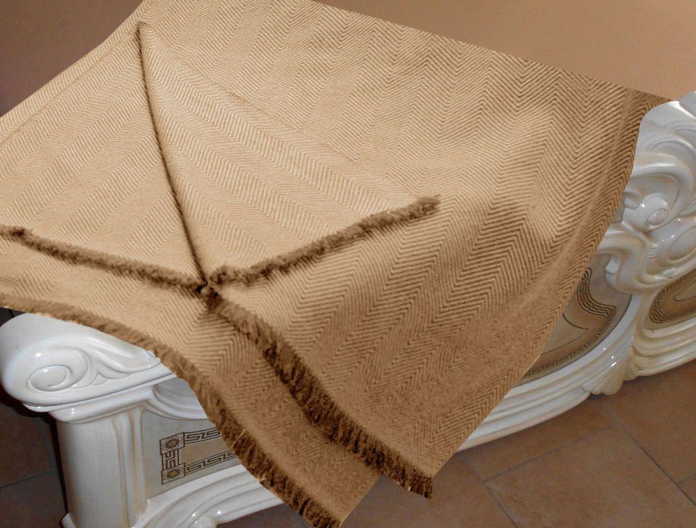 Luxe Oh Dor 100 Kaschmir Cashmere Decke Plaid 4 Fadig Beige Natur 130 X 190 Cm Bettwaren Geschenkideen Home Haus Deckchen Kaschmir Und Geschenkideen