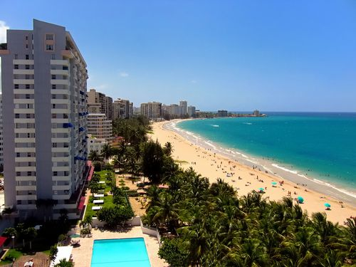 Isla Verde San Juan Puerto Rico Great For Nightlife Beaches