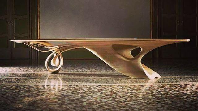 Coffee Table Joseph Walsh Wood Artist Sculptor