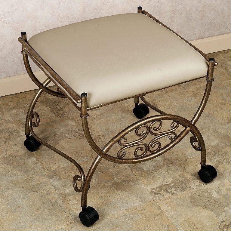 Vanity Chair For Bathroom Simple Design Ideas Bathroom Chair   House ...