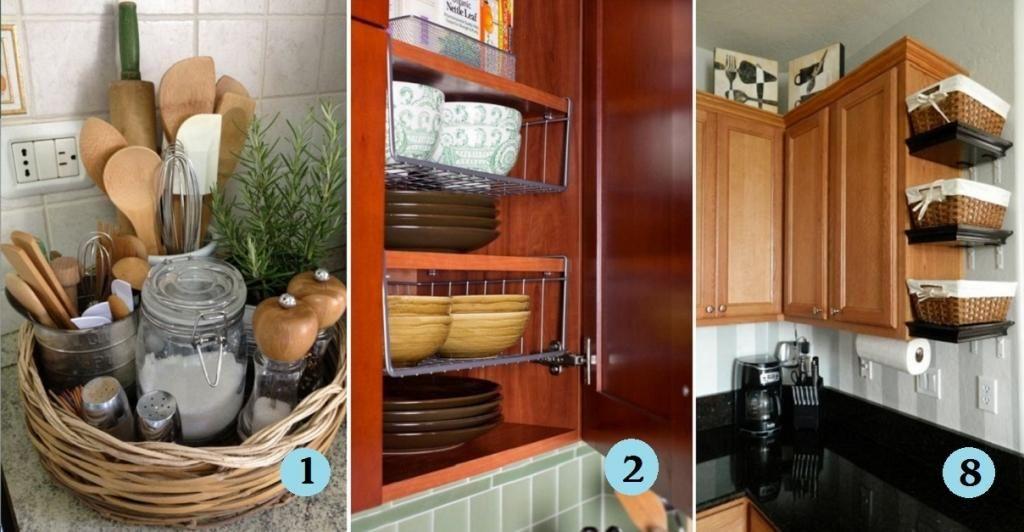 13 Excellents trucs de rangement pour tous ces petits extra qu'on a tous dans la cuisine ...