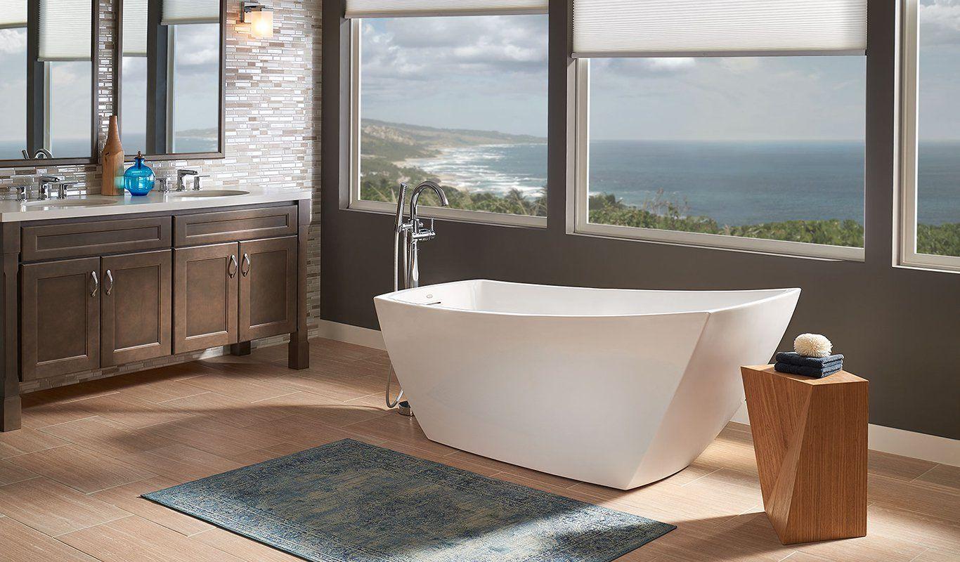 Stella® Freestanding Bath | Freestanding bath, Jacuzzi and Bath
