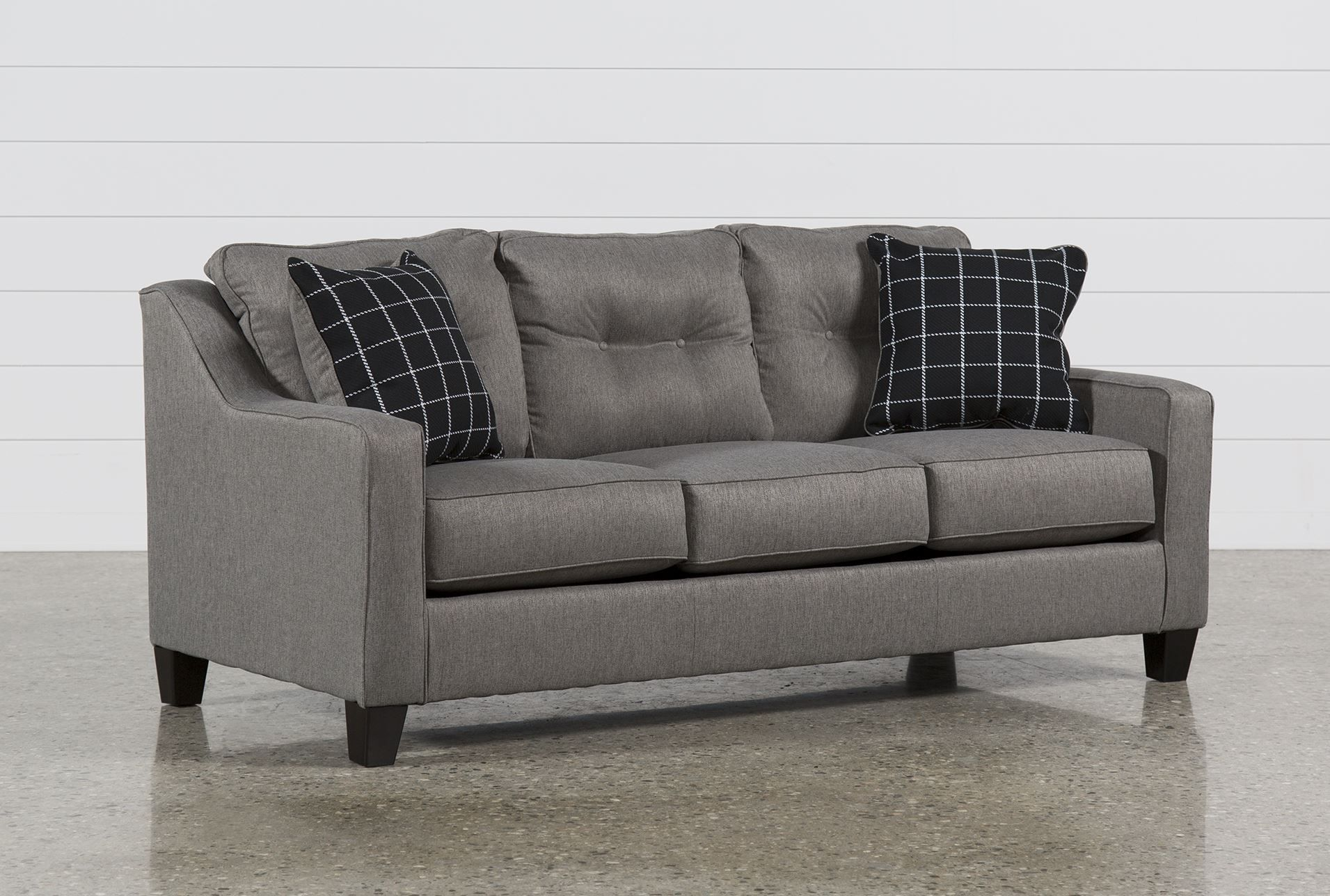 Swell Brindon Charcoal Queen Sofa Sleeper Sacred Space Queen Cjindustries Chair Design For Home Cjindustriesco