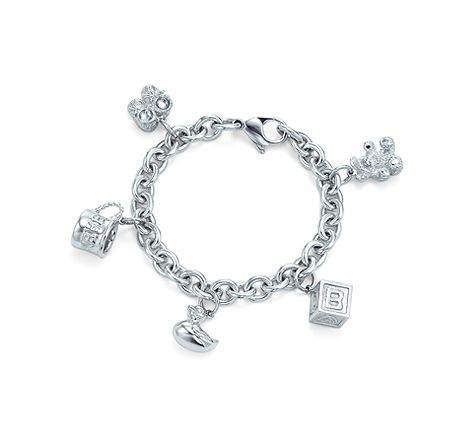 19++ Tiffany and co baby jewelry information