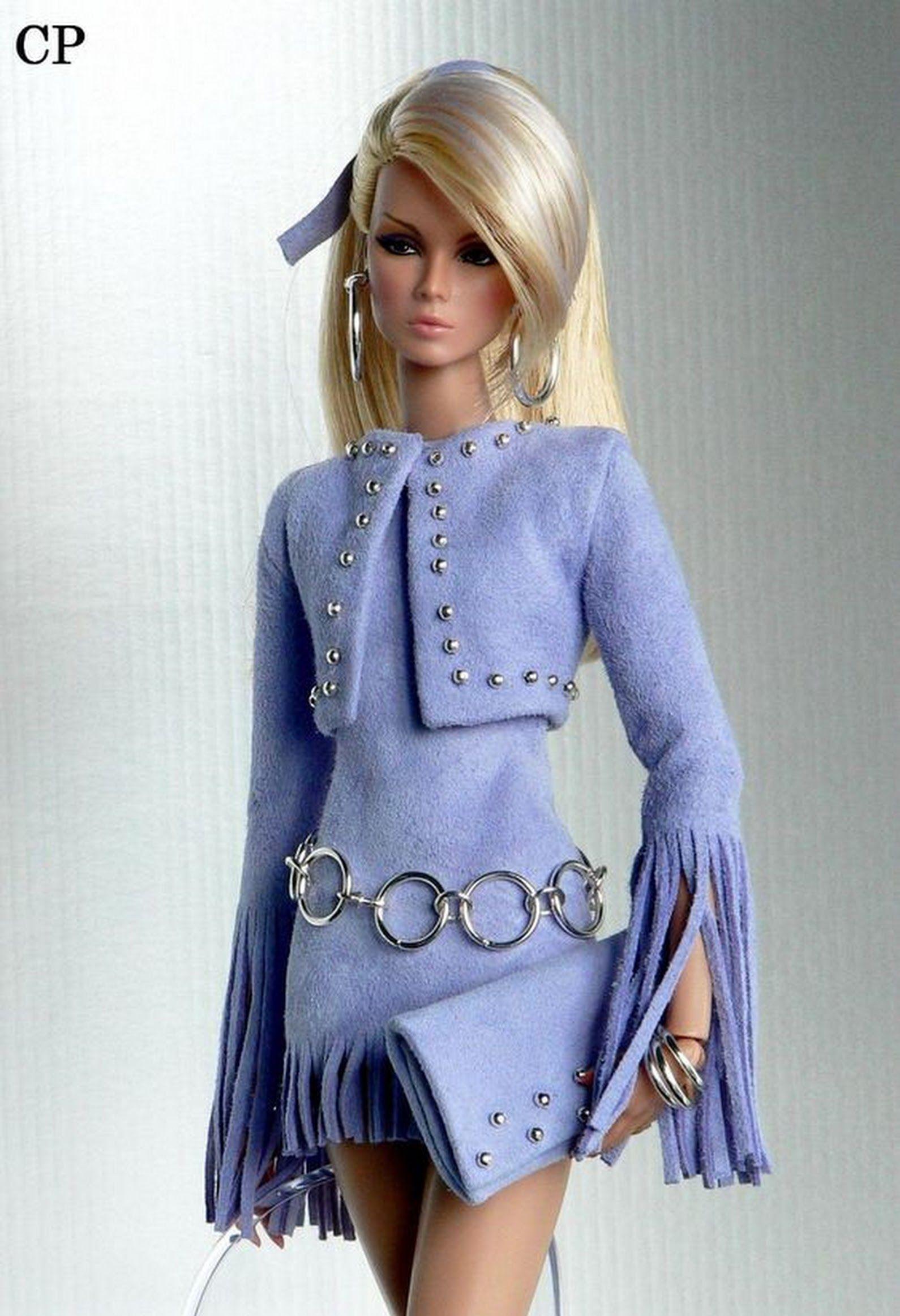 Altro Bambole Realistic Barbie Fashion Play Great Varieties