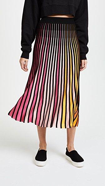 bc9f10944 Midi Flare Skirt | Get into my closet... please