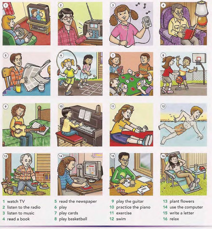 leisure activities english vocabulary pdf english pinterest vocabulaire fle et anglais. Black Bedroom Furniture Sets. Home Design Ideas
