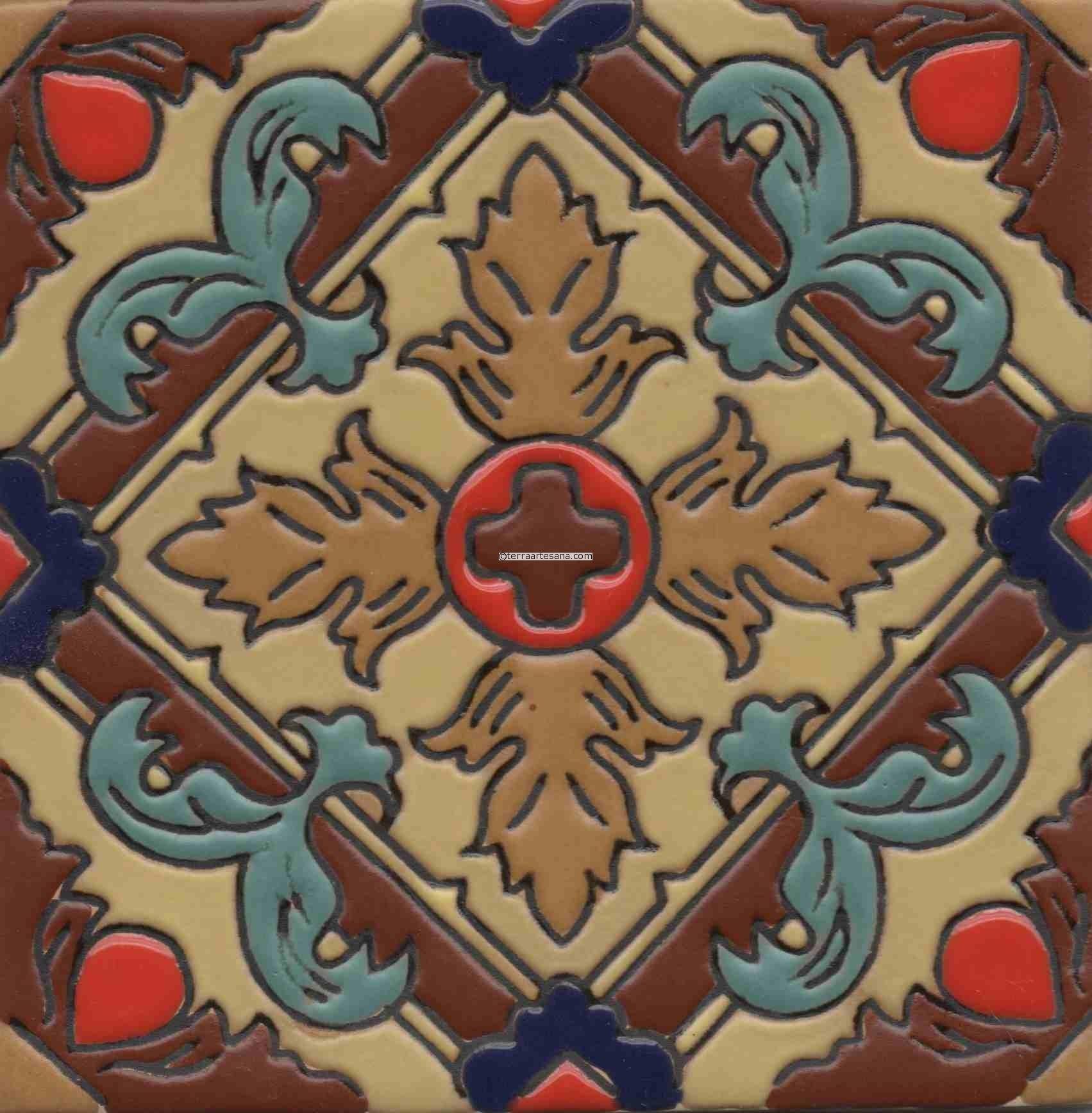 High Relief Tile | Tile Design Ideas