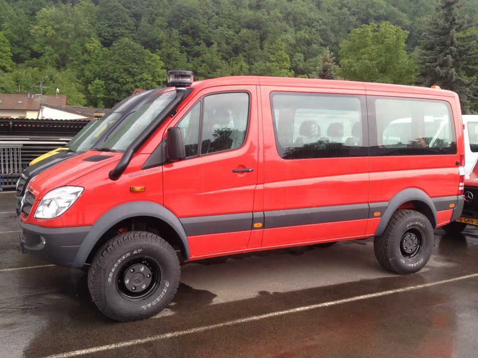 Low Roof Lifted 4x4 Mercedes Sprinter Camper Mercedes Sprinter 4x4 Mercedes Van