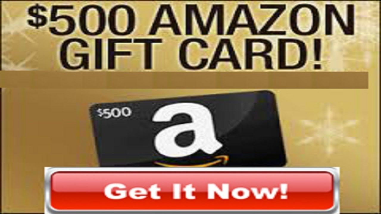 Easy to get amazon gift card with images amazon gift