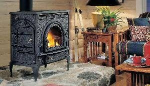 Wood Burning Stoves Cooktops With Images Vermont Castings Wood