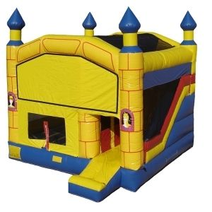 Perfect unit for your prince or princess. Lots of action. Bounce, do some slam dunks, climb, and slide all in one great moonwalk!