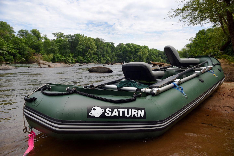 12 Saturn Raft Kayak Rd365x With Custom Nrs Fishing Frame Kayaking Kayak Equipment Inflatable Kayak