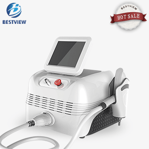 Q Switched Nd Yag Laser Tattoo Removal Machine