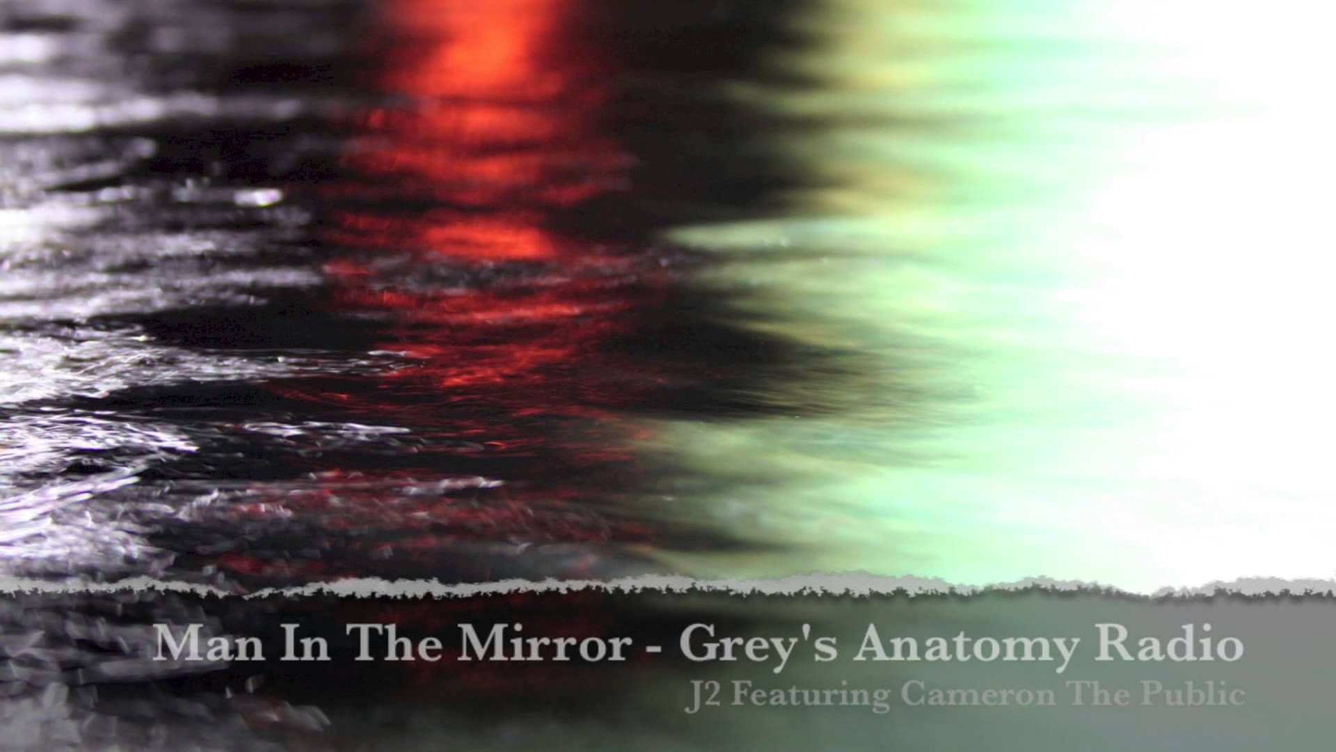 Man In The Mirror Greys Anatomy Radio Edit J2 Feat Cameron The