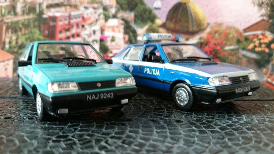 Fso Polonez Caro Polonez Caro Radiovoz Policja Toy Car Car