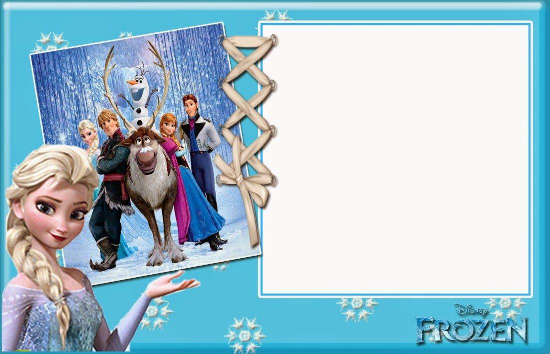 Convite Frozen Diferente Pesquisa Google Com Imagens