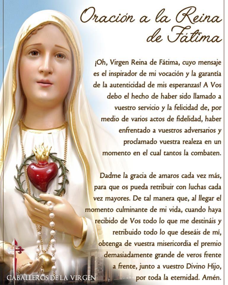 El Rincon De Las Melli Breve Resena De Nuestra Senora De Fatima