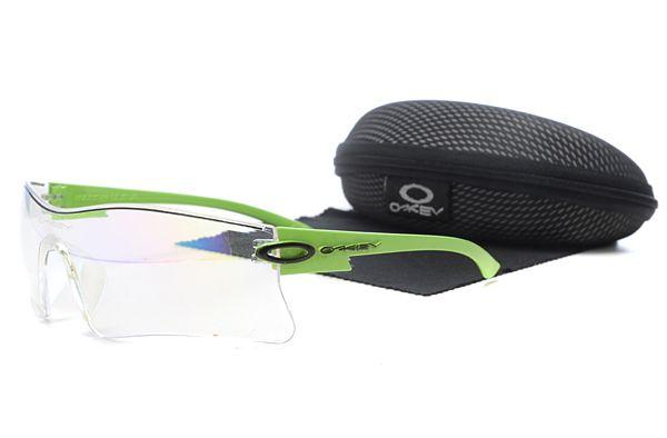 Oakley M Frame Sunglasses Green Frame Transparent Lens , sale $16 ...