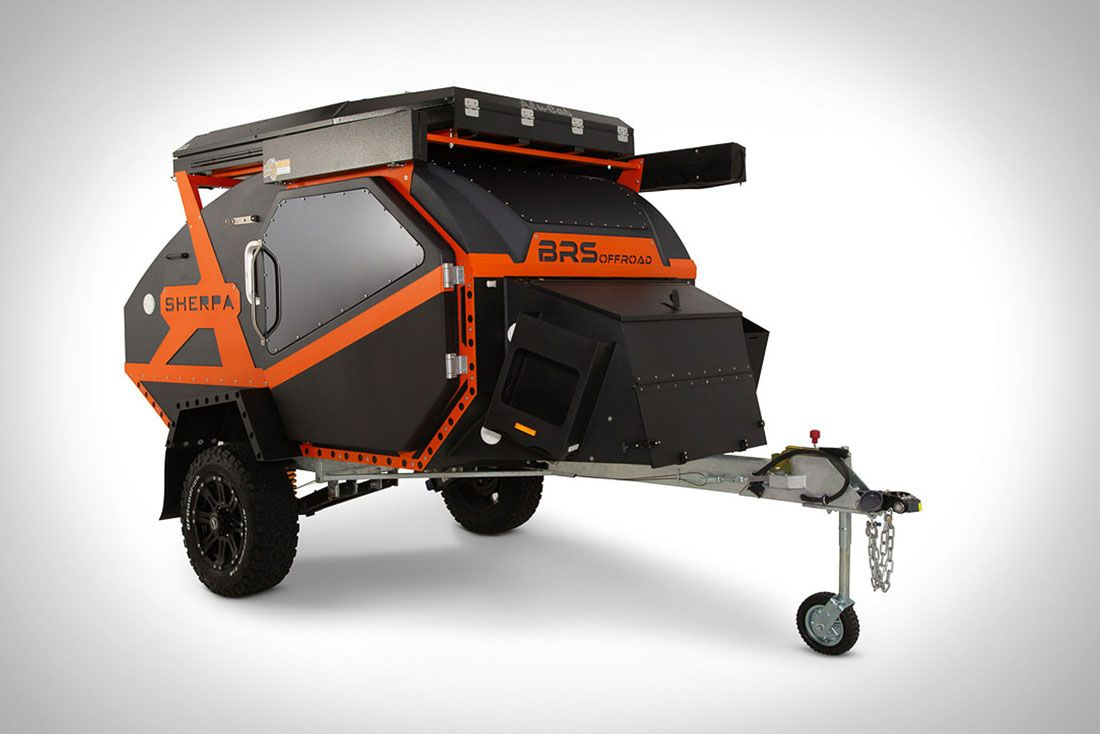 Sherpa 2 by BRS offroad Camper trailers, Off road
