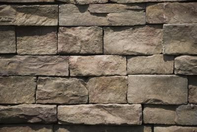 How To Grow Bougainvillea On A House Wall 6 Steps Or Sticky Brick Hooks To Wall Soft Cloth Ties Put I Building A Stone Wall Concrete Block Walls Stone Wall