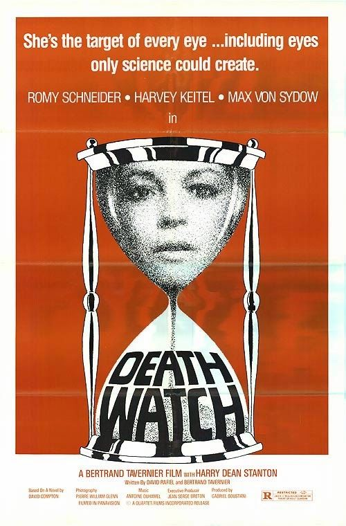 "RECOMMENDED! FULL CULT CLASSIC! ""Death Watch"" (1982) 