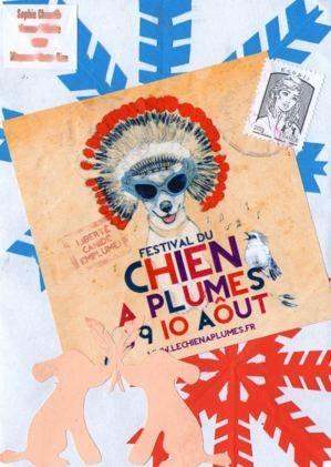Le festival du Chien à Plumes aura lieu les 8, 9 et 10 août à Langres alors n'hésitez pas !