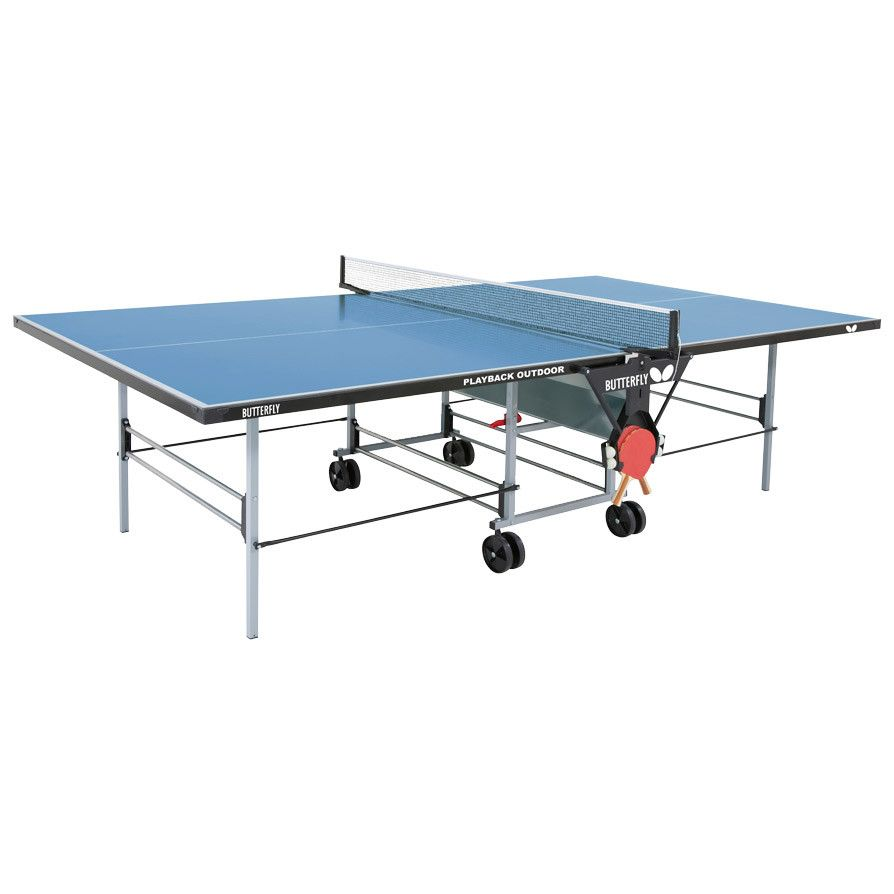Playback Outdoor Table Tennis Table Products Outdoor Table