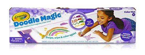Crayola Mat Fairytale Doodle Magic Color Marker Crayola Http Www Amazon Com Dp B00k77wbjo Ref Cm Sw R Pi Dp Wwvxub0k300 Coloring Markers Doodles Crayola Toys