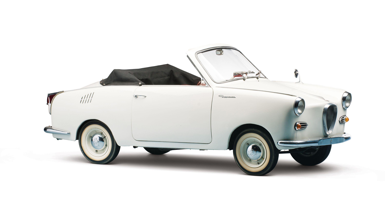 Goggomobil TS300 Cabriolet 1965 Small cars, Antique