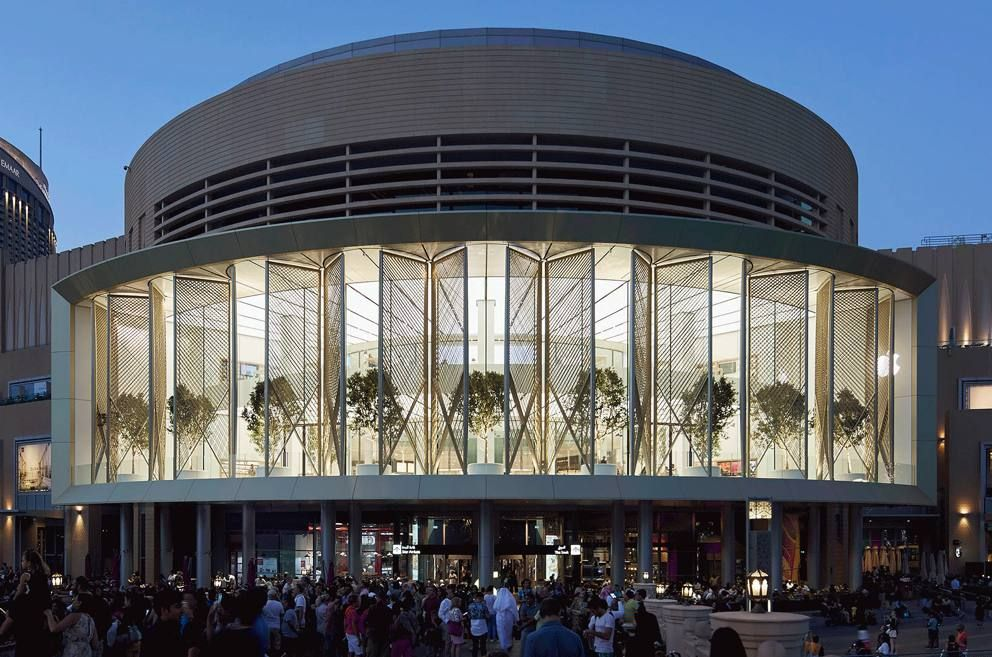 A Dubai l'Apple Store più lussuso (e attento all'ambiente