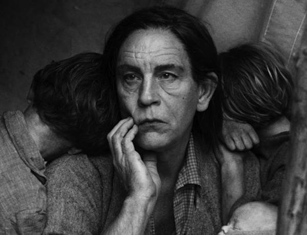 John Malkovich Stars in Iconic Historical Photos