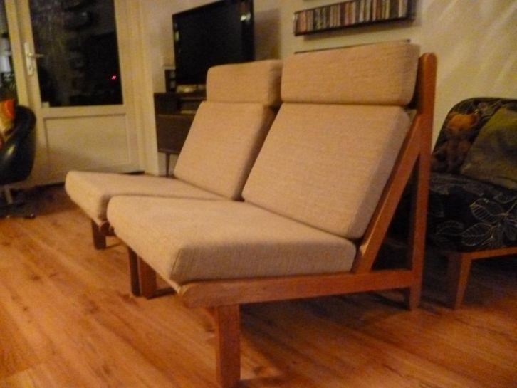 Olst deens design retro losse elementen bank stoelen bieden