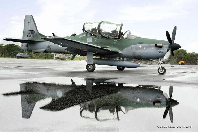 A-29 Super Tucano, THE BEST AIRPLANE IN YOUR CLASS
