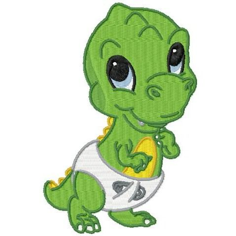 10 Cute Baby Dinosaur Designs In Three Sizes 17 50 Zen Cart Clipart Best Clipart Best Baby Dinosaurs Dinosaur Silhouette Baby Dino
