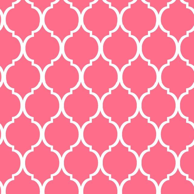 Moroccan tile design prints patterns pinterest for White tile wallpaper