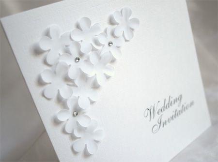 Handmade Wedding Stationery From Karen Walk Design