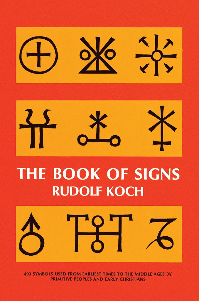 The Book Of Signs Runes And Books