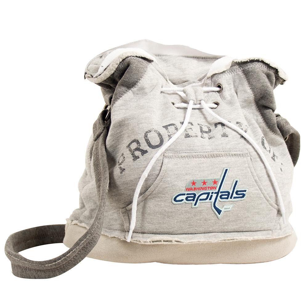 Washington Capitals NHL Property Of Hoodie Duffel  8ceedf0078f2c