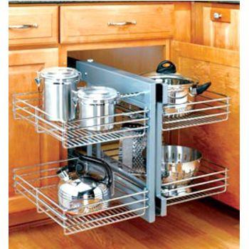 Blind Corner Systems Corner Kitchen Cabinet Kitchen Cabinet Accessories Kitchen Cabinet Storage
