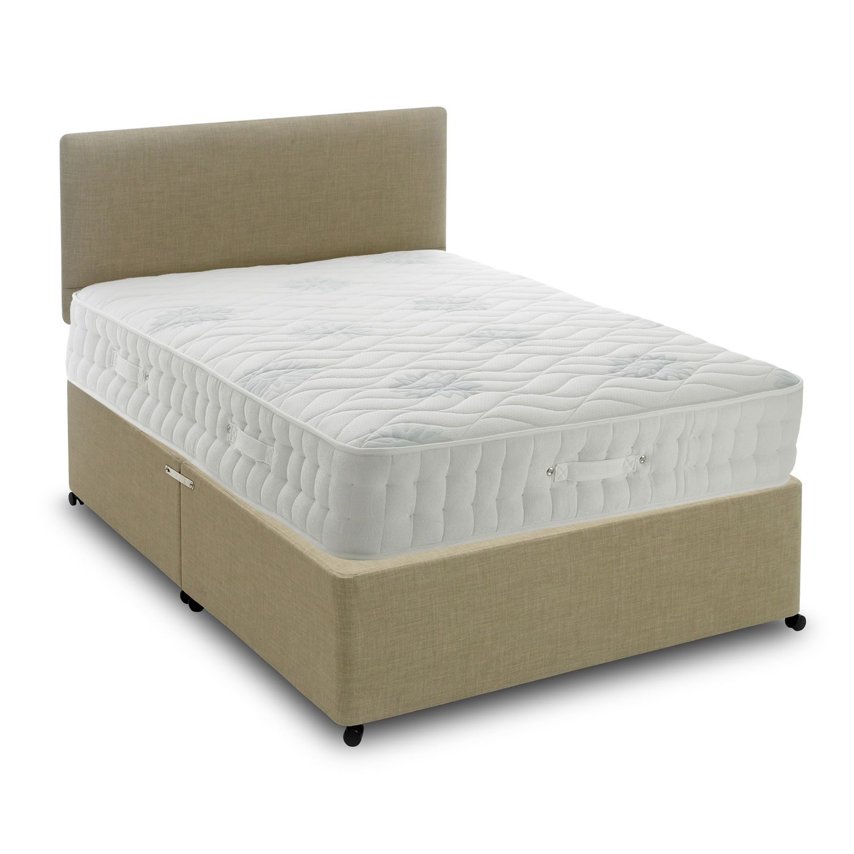 Best Bedmaster Brooklyn Memory Pocket 1400 Divan Set Next Day 400 x 300