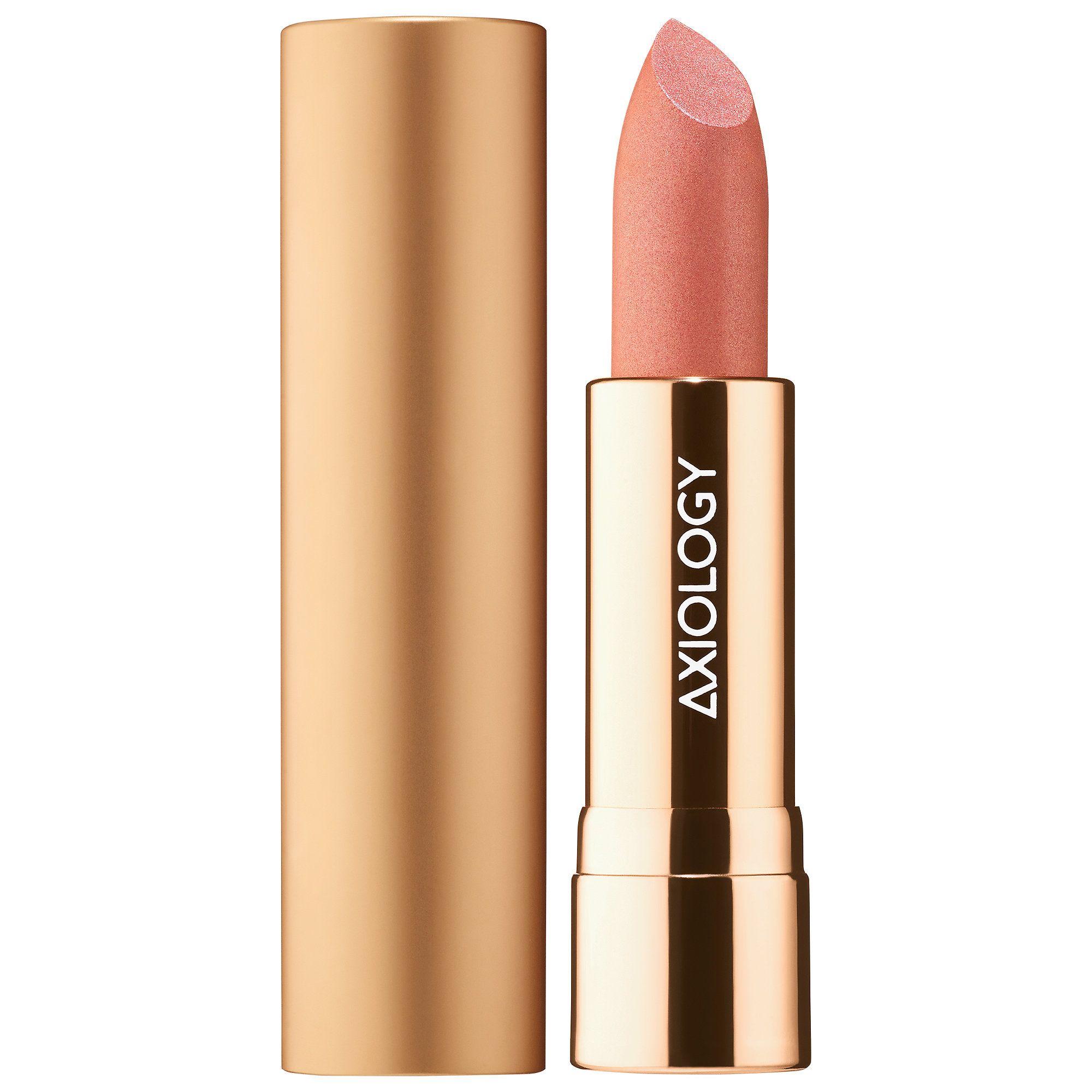 Shop Axiology's Natural Lipstick at Sephora. It has